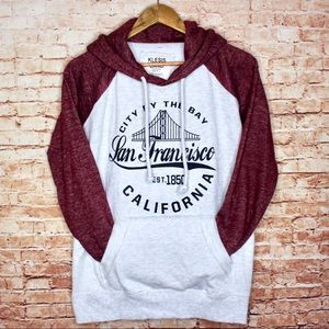 Klesis Land Cali Republic San Francisco Hoodie
